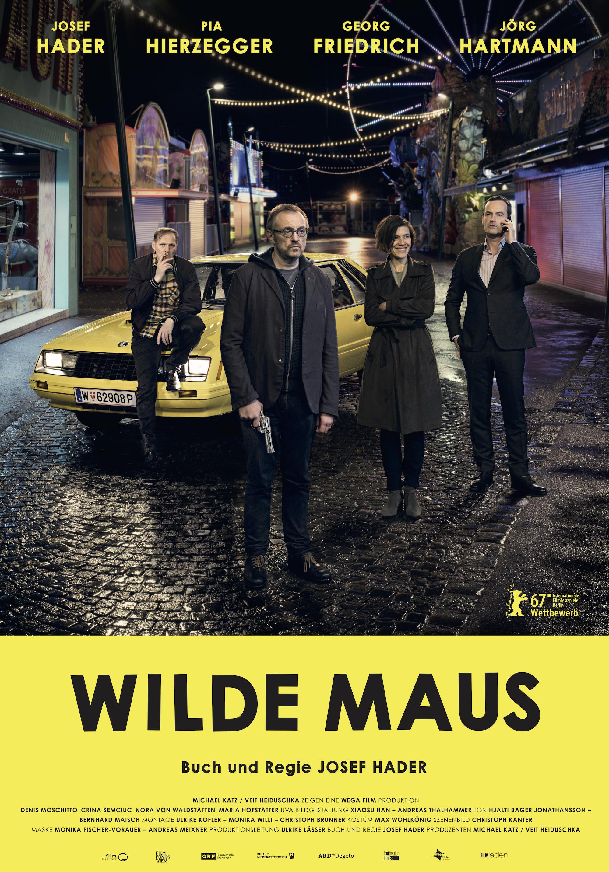 Wilde Maus Hader